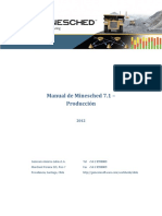 Manual de Minesched 7 1