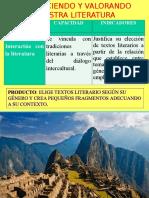 LITERATURA INCAICA PPT
