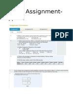 Amity Assignment Basic MathemaTICS ...1ST SEM