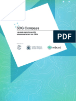SDG Compass Guide Spanish