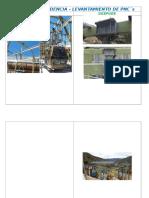 Evidencias-perneria de Estructura de Madera