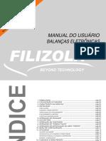 Manual Balanla Filizola idm