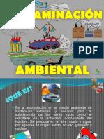 Contaminacion a.