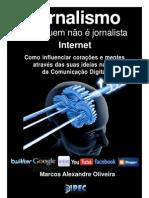 Livro Jornalismo - Comunicação e Internet