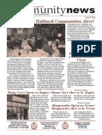 Autumn 2016 Community News