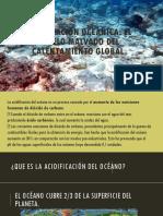nº1 Acidificación oceánica