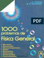 1000 Problemas de Fisica General - J. Fidalgo y M Fernandez
