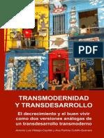 Transmodernidad-y-transdesarrollo + decrecimiento y buen vivir