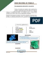 Mineral Calcantita