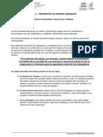 TEMA 1 Derechos y Deberes en PRL