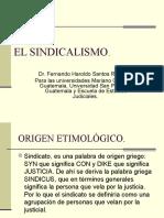 El Sindicalismo Guatemalteco