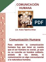 Comunicacion Humana