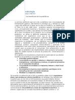 Analisis de Microbiologia Probioticos
