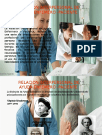 Relación Enfermero Paciente