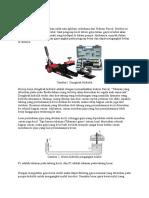 Prinsip Kerja Pompa Hidrolik