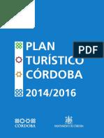 Plan Turistico Cordoba2014 2016