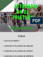 Lesiones en el triatlón