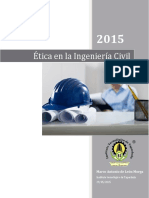 Etica en La Ingeniería Civil