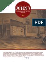 John's Restaurant & Tavern