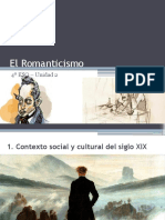 4o ESO - El Romanticismo (Anaya)