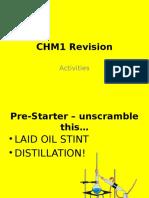 Kagan Revision CHM1