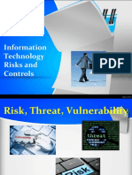 Risks and Controls