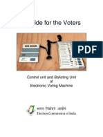 ECI voters guideline 2006