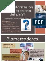 Art. Biomonitorización