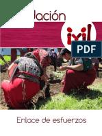 Fundación Ixil - Enlace de Esfuerzos