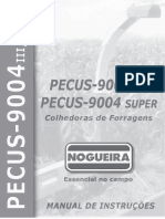 Manual Pecus9004iii Super
