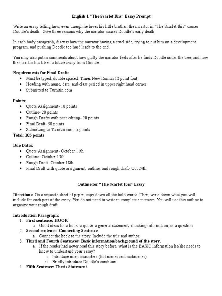 Essays on acts 7