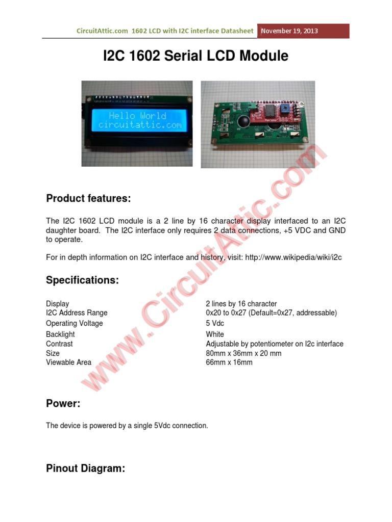 Lcd | Cursor (User Interface) | Liquid Crystal Display