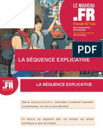 La Séquence Explicative