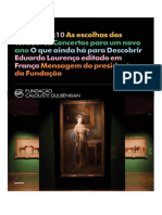 00 - Revista Gulbenkian Jan 2016