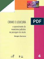 Crimes e Loucura