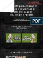 PPT TFG Consumo Responsable