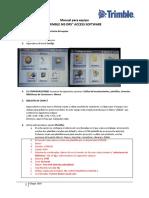 Manual Estacion Total m3 Access Geolago2016