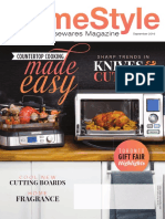 HomeStyle Magazine - September 2016 (Featuring House of Knives)