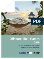 Offshore Shell Games 2016