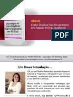 eBook - Marketing Para Psicólogos