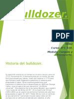 Bulldozer Velez 4C