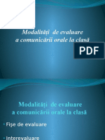 MODALITATI DE EVALUARE-COMUNICARE ORALA.pptx