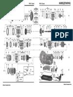 Diagrama Partes Zf8hp45