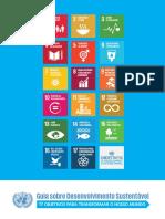 Agenda Objetivos Do Desenvolvimento Sustentável