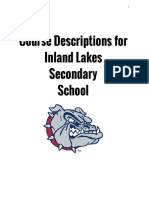 course descriptions for inland lakes secondary school - google docs