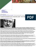 """""""El Discurso Posmoderno Pasa, El Marxismo Queda""""_ Terry Eagleton"""