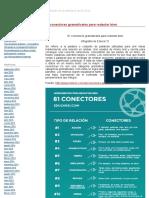 81 Conectores Gramaticales Para Redactar Bien _ Infotra