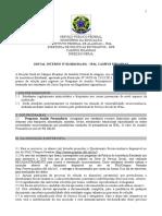 Edital Interno Padrao 2016- SUPERIOR