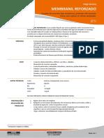 Membranil-reforzado Ficha Tecnica Curador de Concreto Para Todo Tipo de Clima