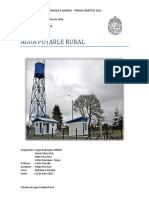 Sistema de Agua Potable Rural - Sección 2